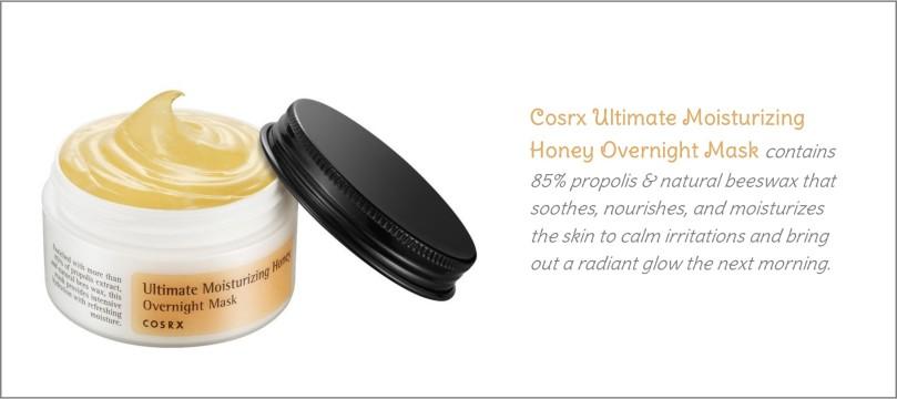cosrx-honey-mask
